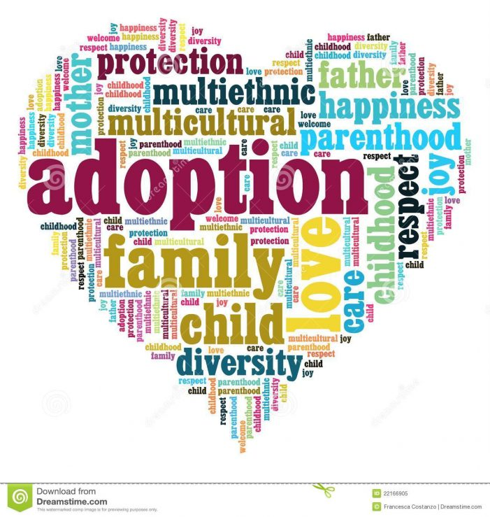 Adoptions in Colombia